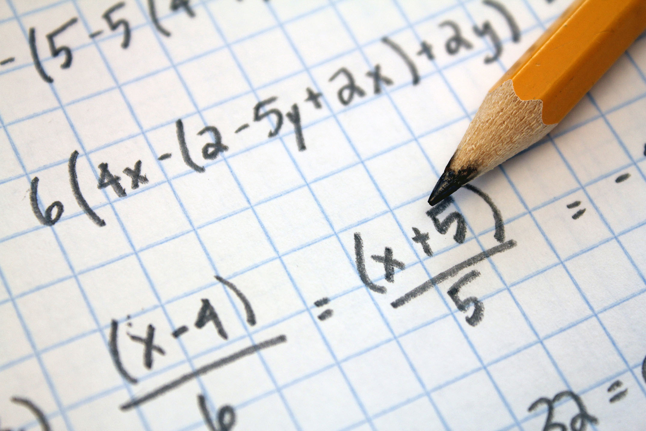 Algebra is now a 'Civil Rights issue'?