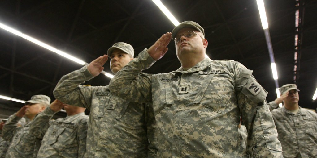 CA National Guardsmen Ordered to Repay Bonuses