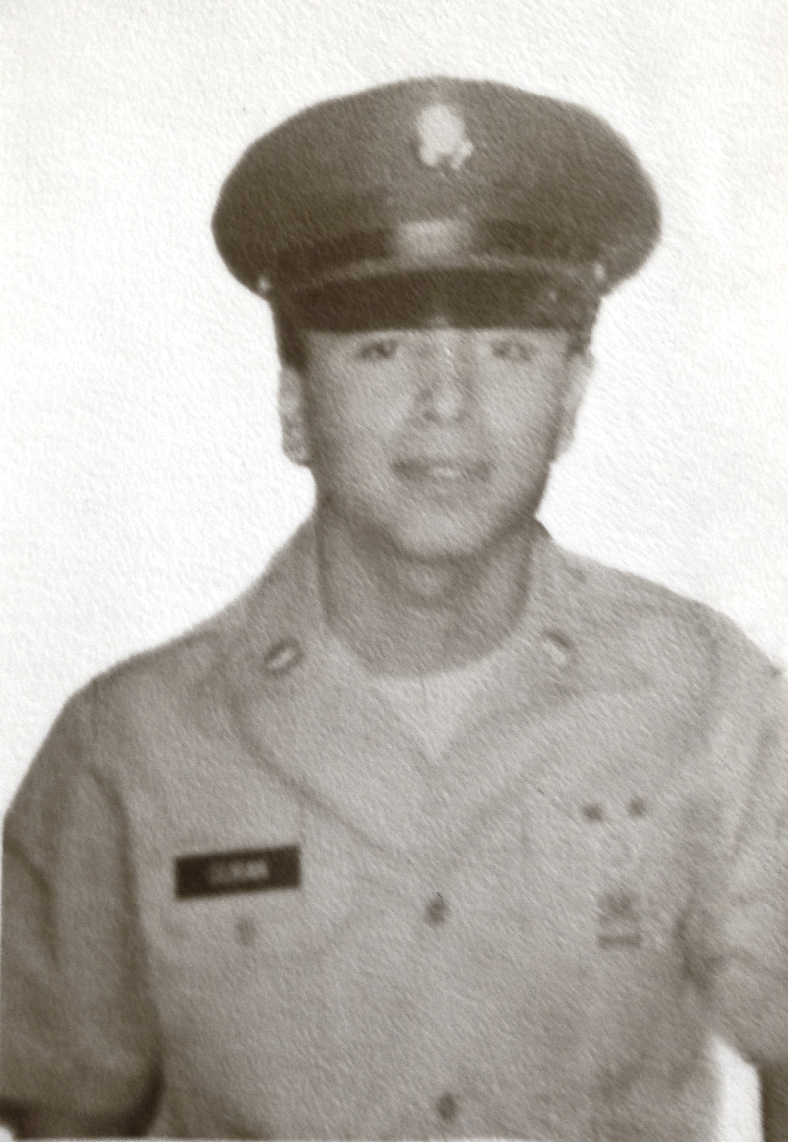 Sergeant Jesus S. Duran