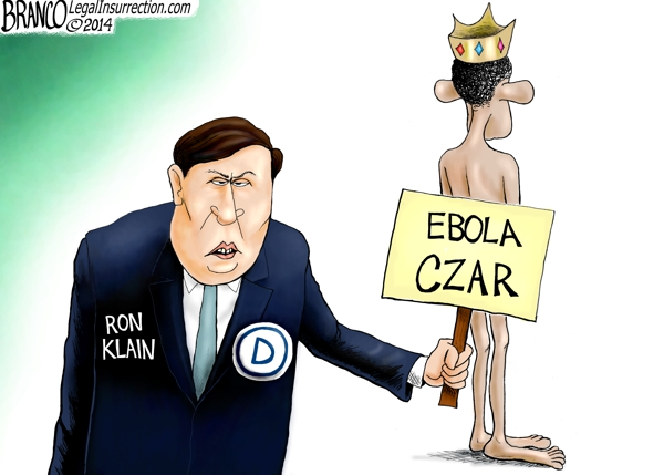 The Political Ebola Czar Hack