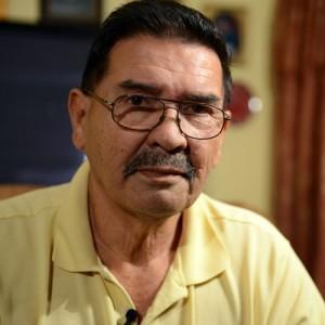 Sergeant Santiago J. Erevia