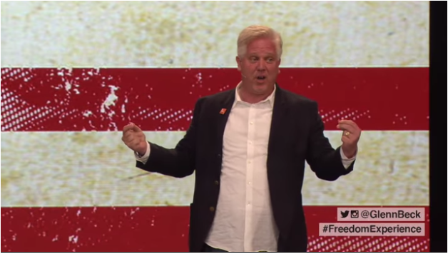 Glenn Beck's Powerful Message at Freedom Experience in Texas