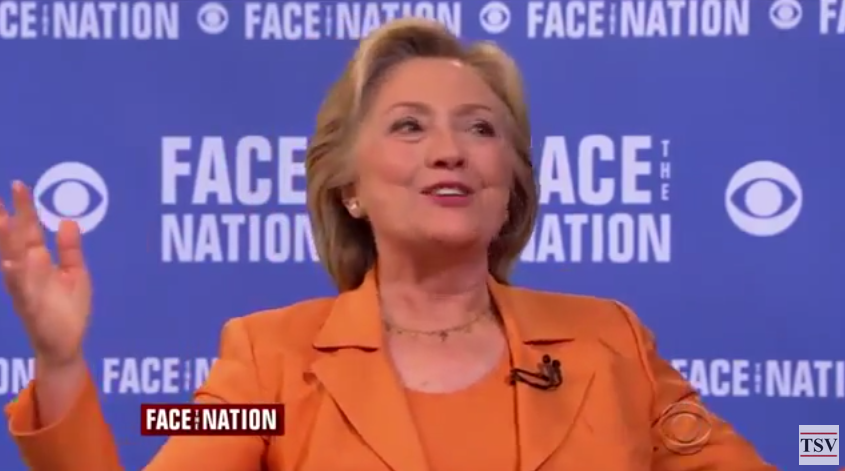 Hillary Clinton Cannot Describe Herself in 3 Words