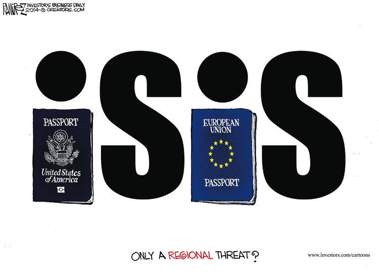 ISIS a Regional Threat?
