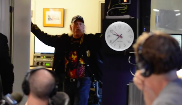 Jesse Ventura Interrupted Live Radio Show With Two Words on Chris Kyle