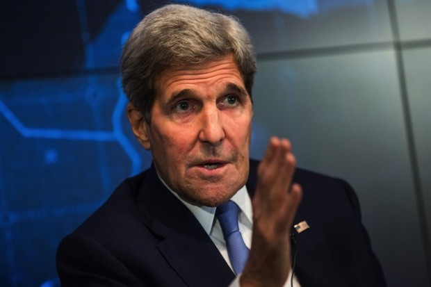 What John Kerry said that shocked Glenn Beck