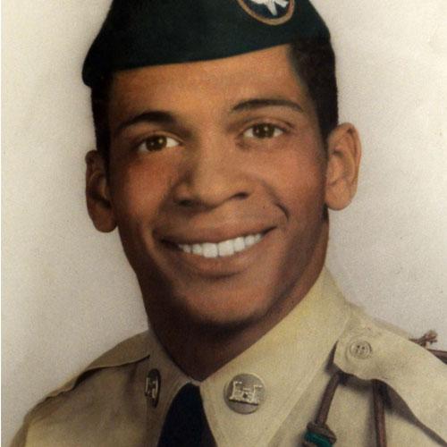 Soldier Spotlight: Sergeant First Class Melvin Morris