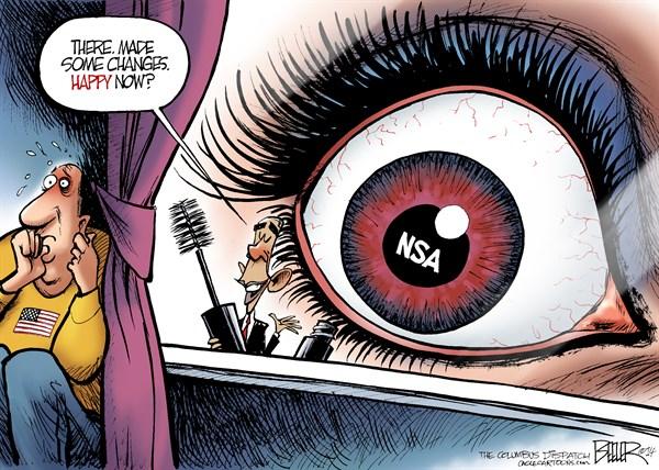 NSA Makeup