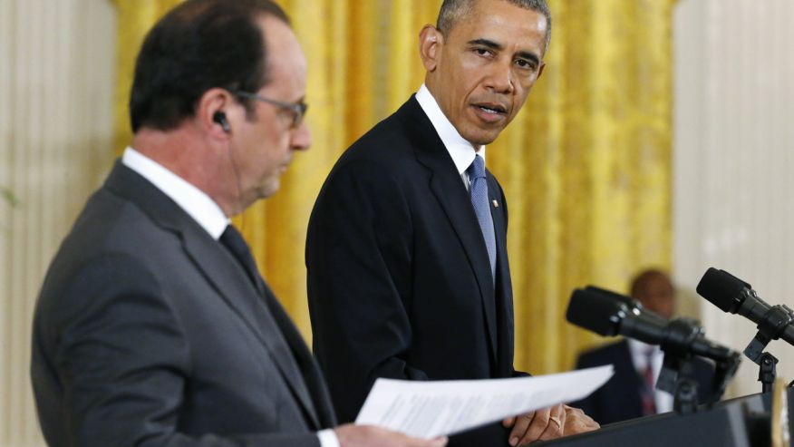 Obama: Climate Summit to be 'Powerful Rebuke' to ISIL