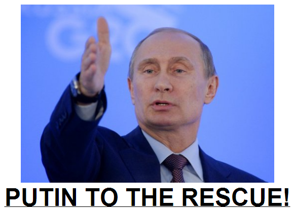 Putin to the rescue
