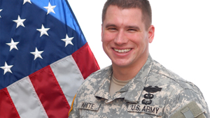 Soldier Spotlight: SGT Kyle J. White