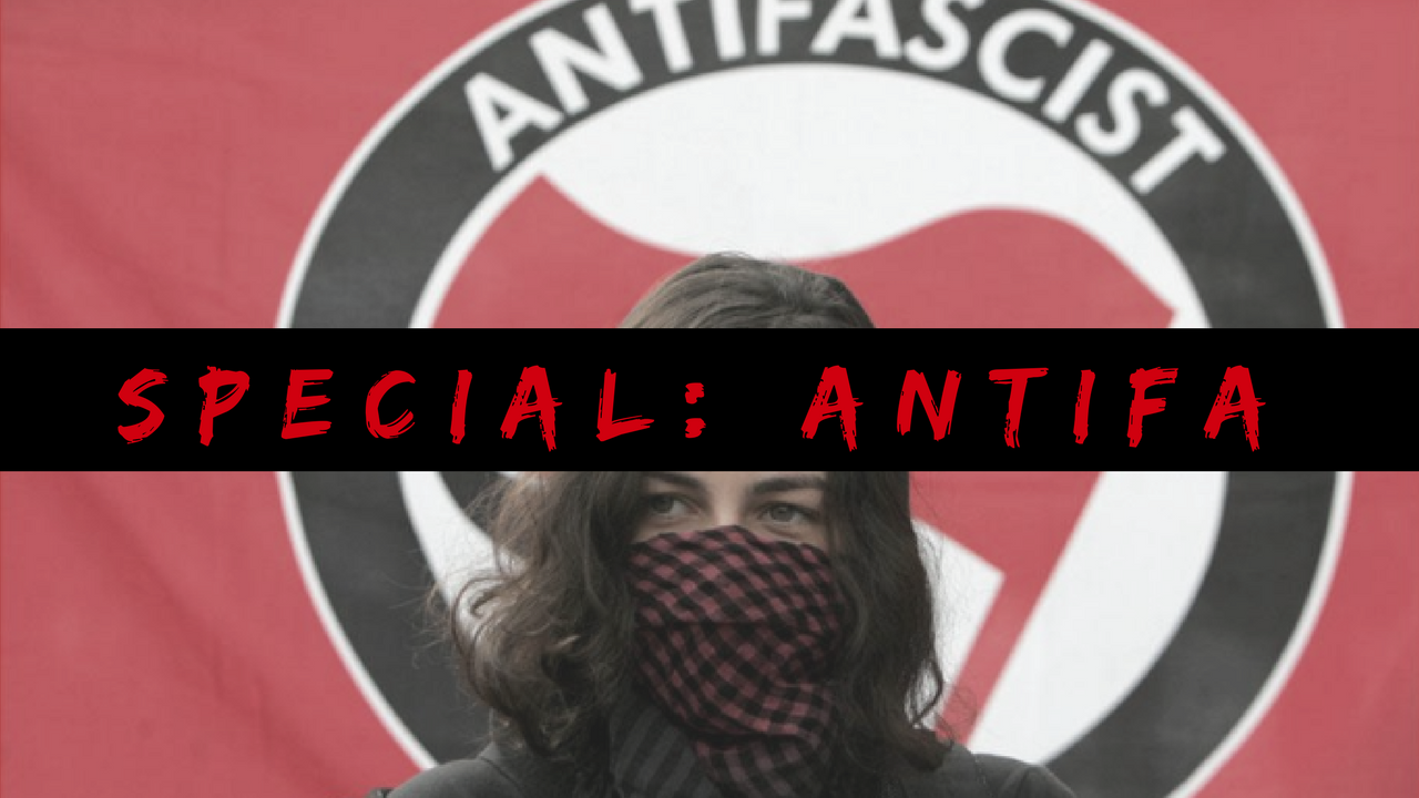 PODCAST Special Presentation: ANTIFA