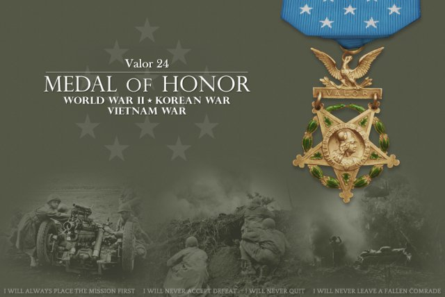 24 Soldiers set to receive Medals of Honor