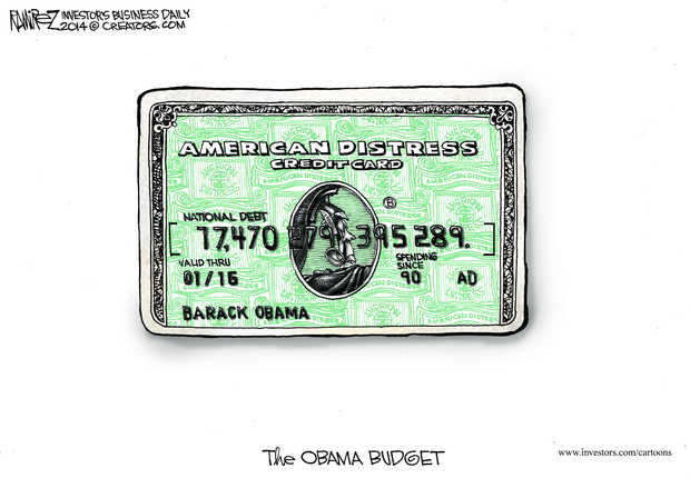 American Distress Debt Card