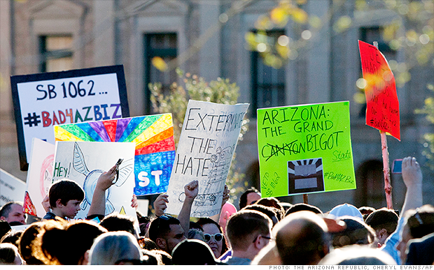 Arizona: Free Markets vs. Religious Protection