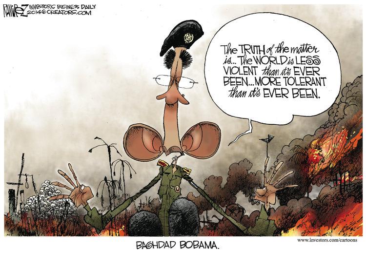 Baghdad Obama