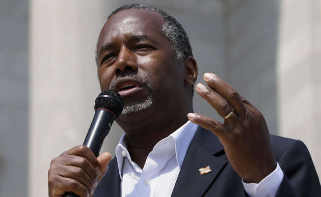 BEN CARSON: Not a War On Women, 'War on What's Inside of Women'