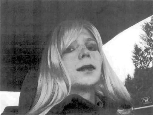 PVT Bradley/Chelsea Manning