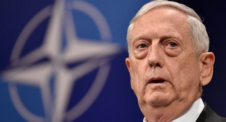 Mattis: Deploy or 'Find Something Else To Do'