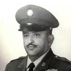 Sergeant First Class Eduardo Corral Gomez