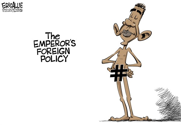 The Emperor's Foreign Policy