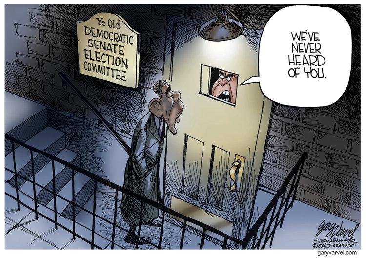 Dead End For Obama
