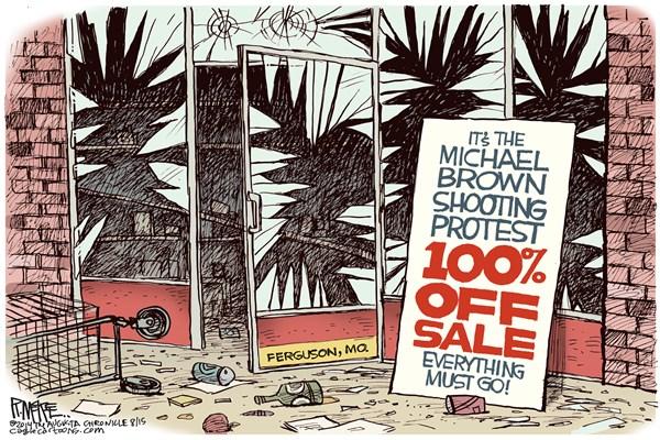#Ferguson Fire Sale