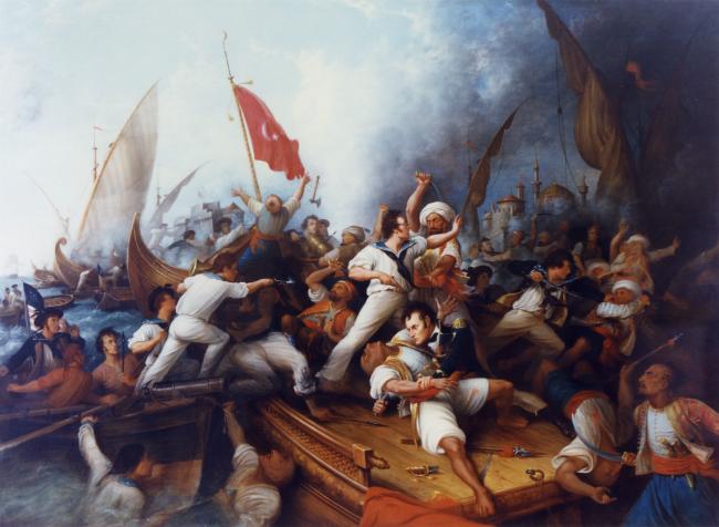 first barbery war