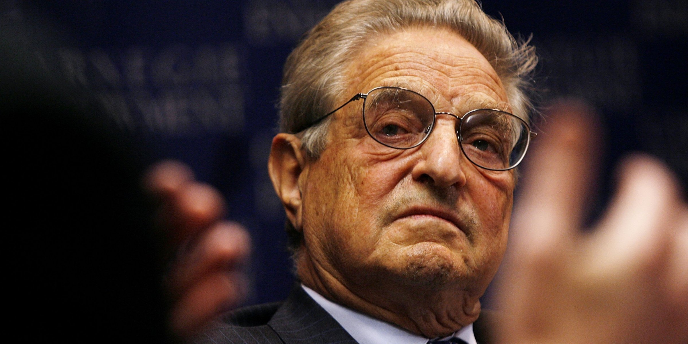 George Soros Has Harsh Words For Facebook And Google