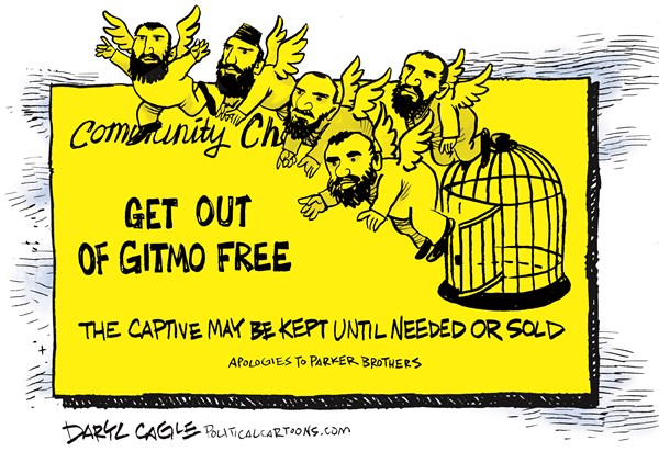 Get Out of Gitmo FREE Card
