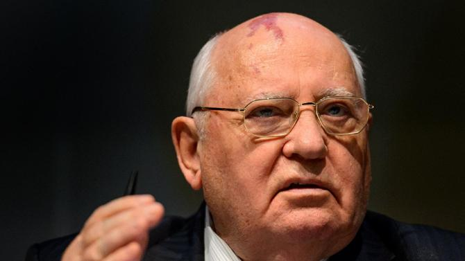 Gorbachev Says America Needs A Perestroika