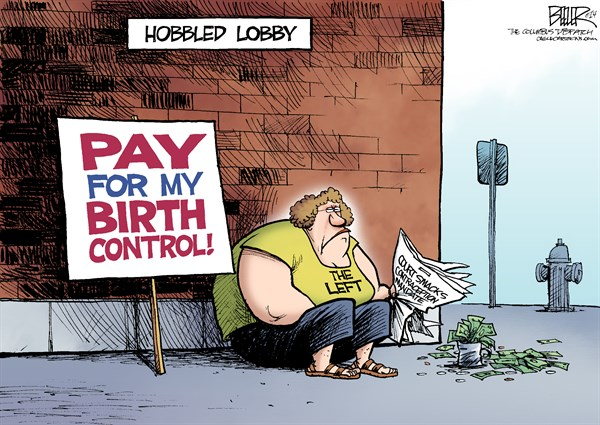 Hobbled Lobby