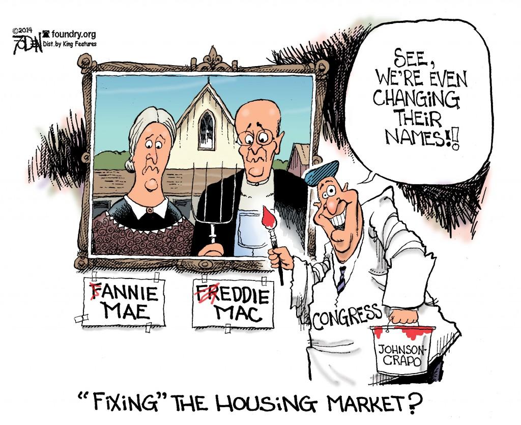 The Housing Market 'Fix'