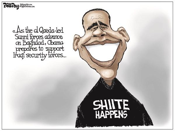 Shiite Happens