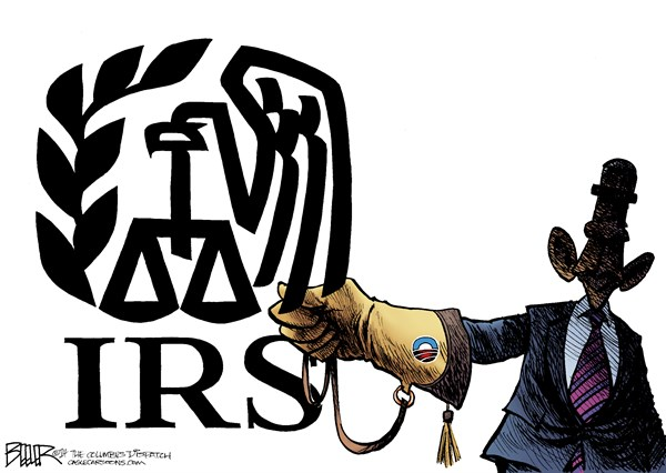 IRS Puppet Master