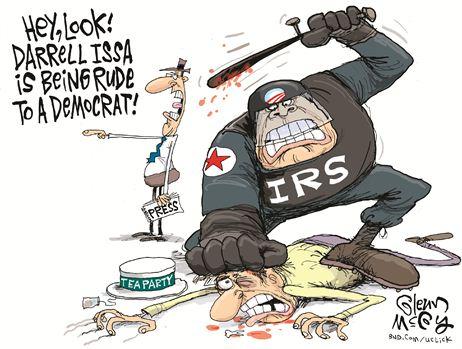 IRS Thugocracy