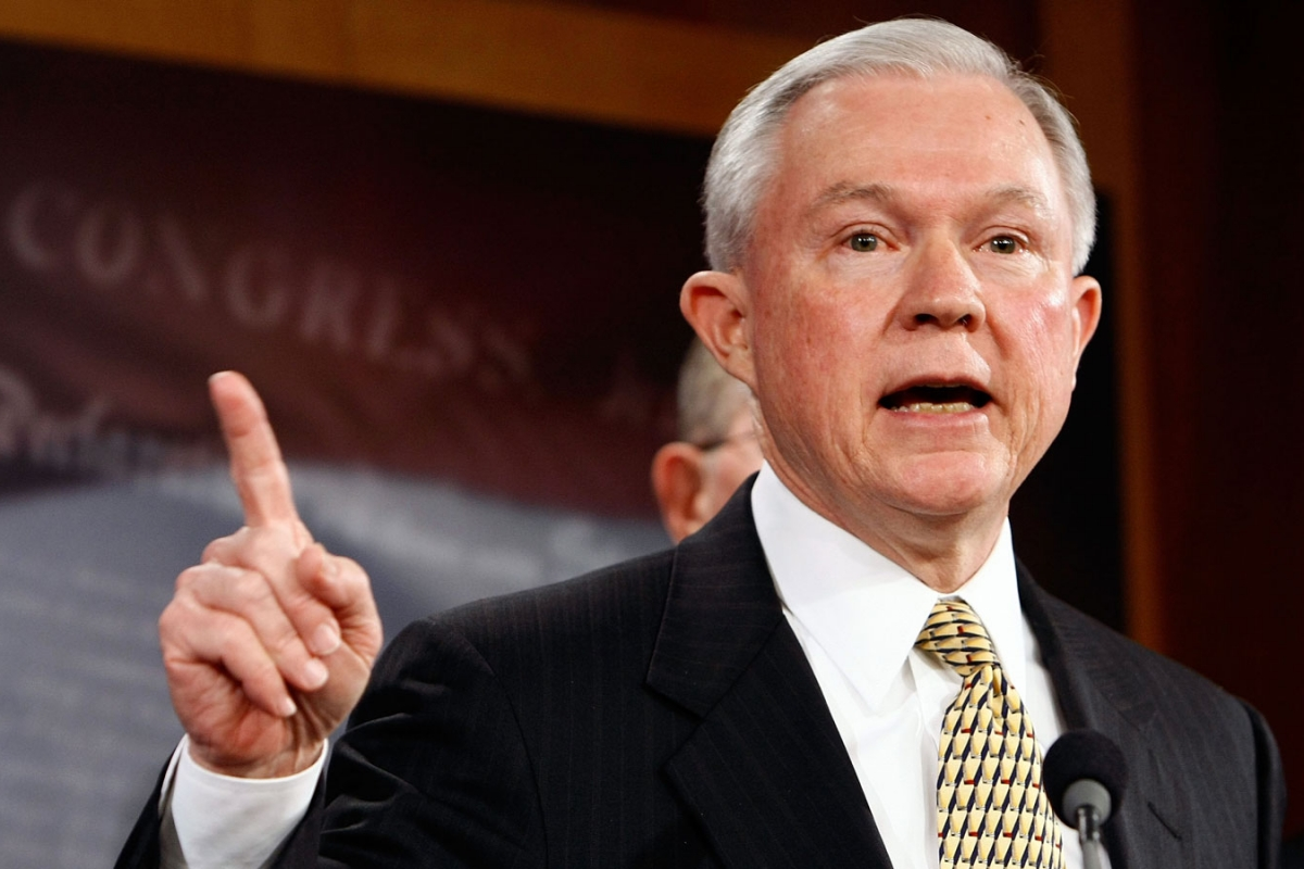 Sen. Jeff Sessions to be Named Attorney General