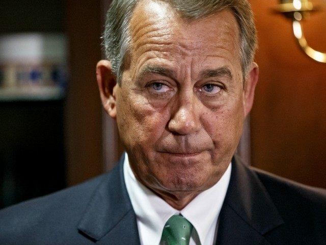 Speaker Boehner Calls Ted Cruz a 'Jackass'