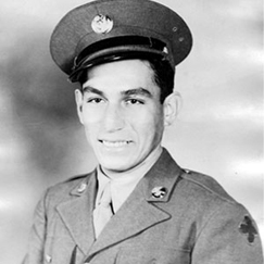 Master Sergeant Manuel V. Mendoza