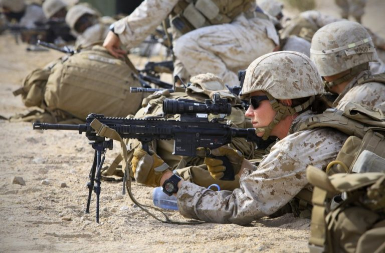 Marine Corps Moving to Gender Neutral Job Titles