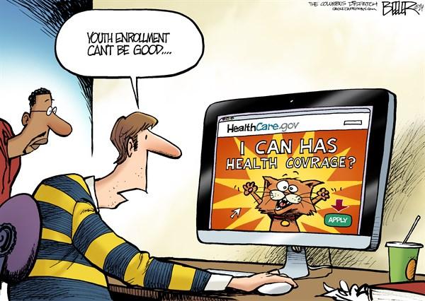 Marketing Obamacare