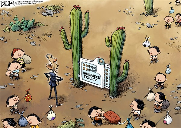 Obama's Border Fence
