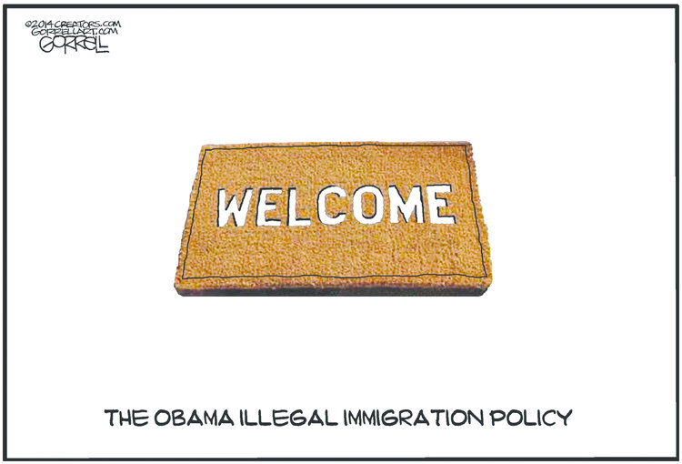 Obama's Illegal Immigration Policy