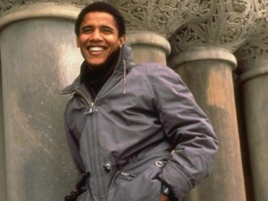 Obama young