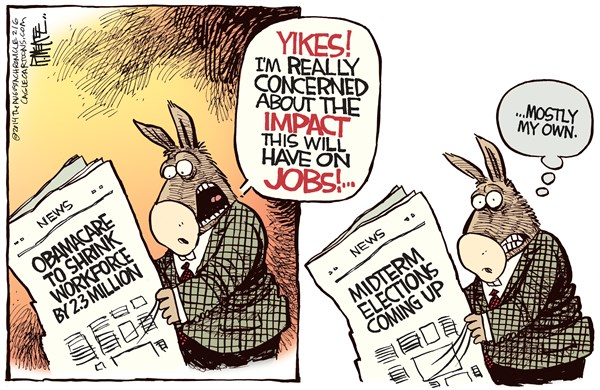 Obamacare: Jobs in Jeopardy