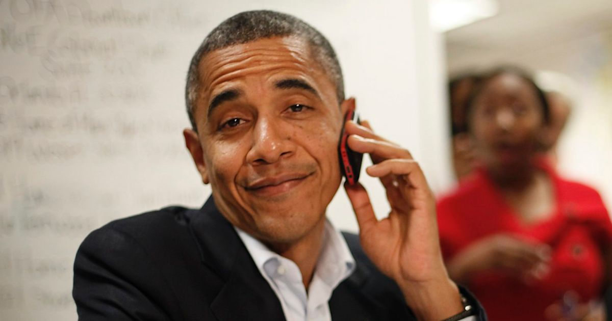 The Obamaphone Could Not be Completed as Dialed