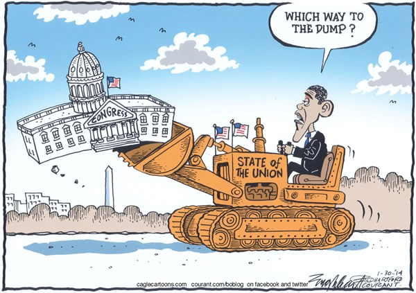 Obama's Bulldozer Option