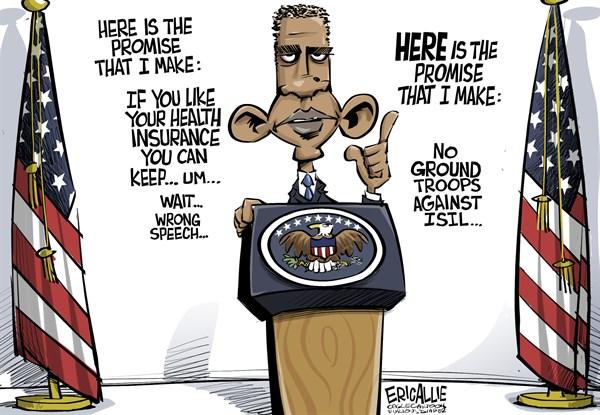 Obama's Promises