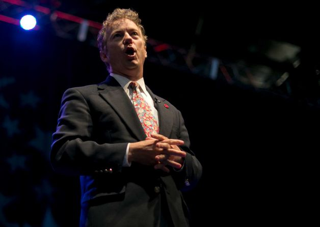 Maine Republican Straw Poll Goes to Rand Paul