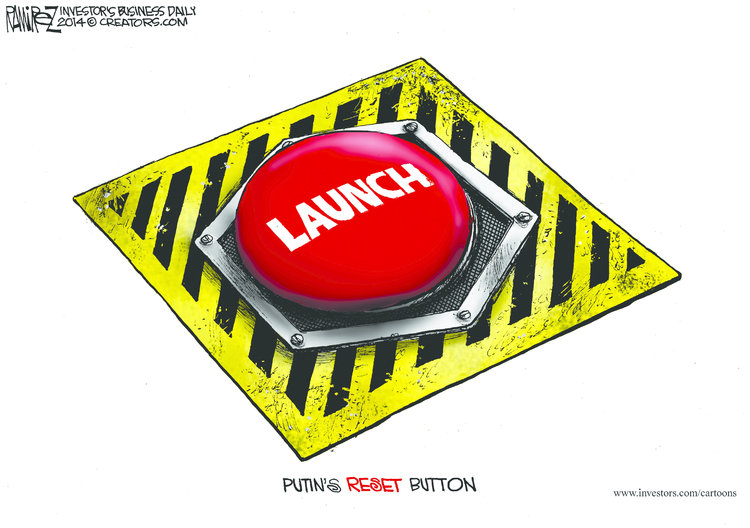 Putin's Reset Button